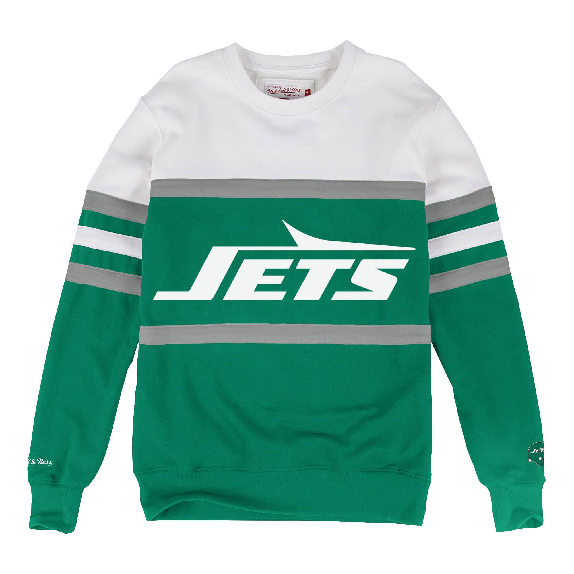 Head Coach Crew New York Jets