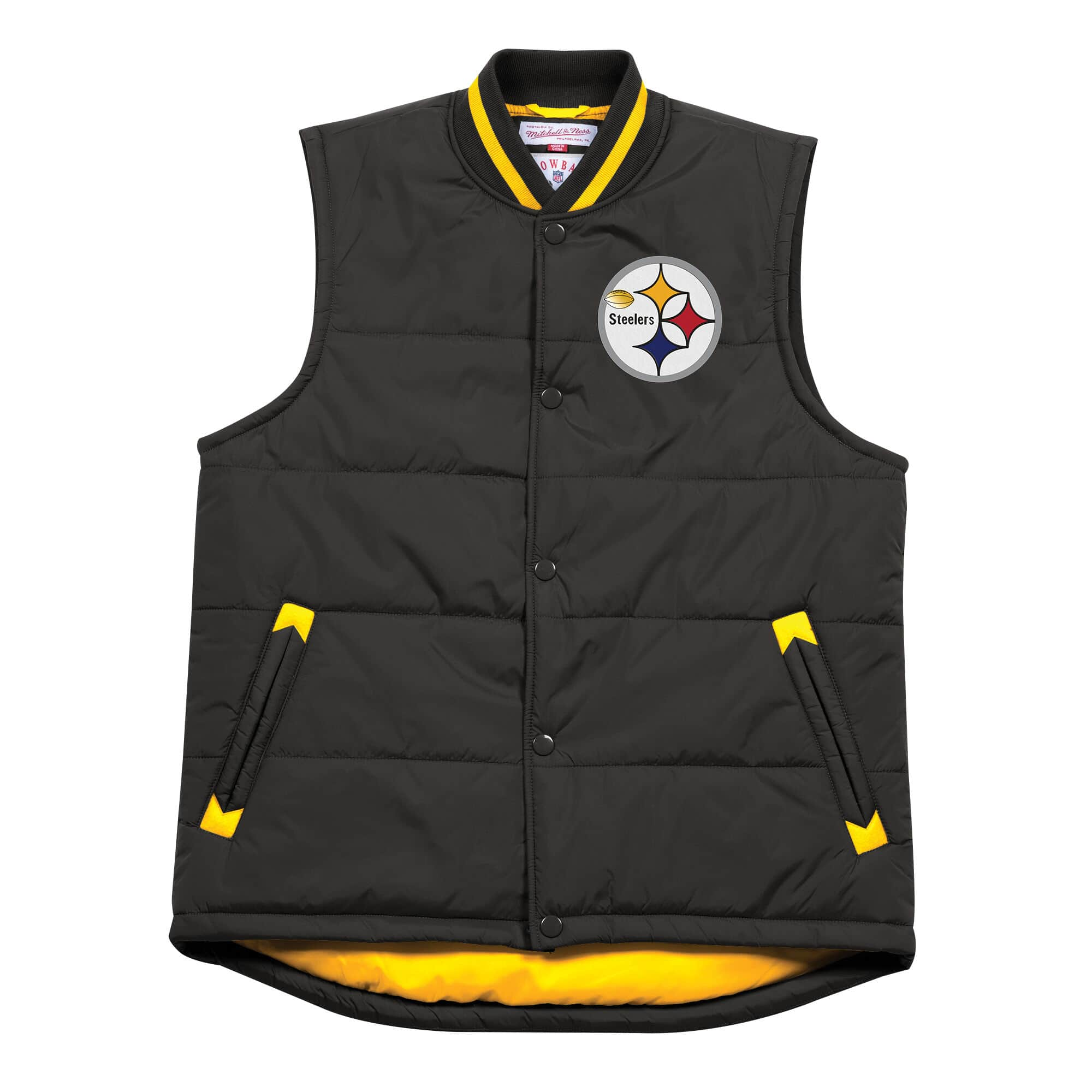 Amazing Catch Vest Pittsburgh Steelers