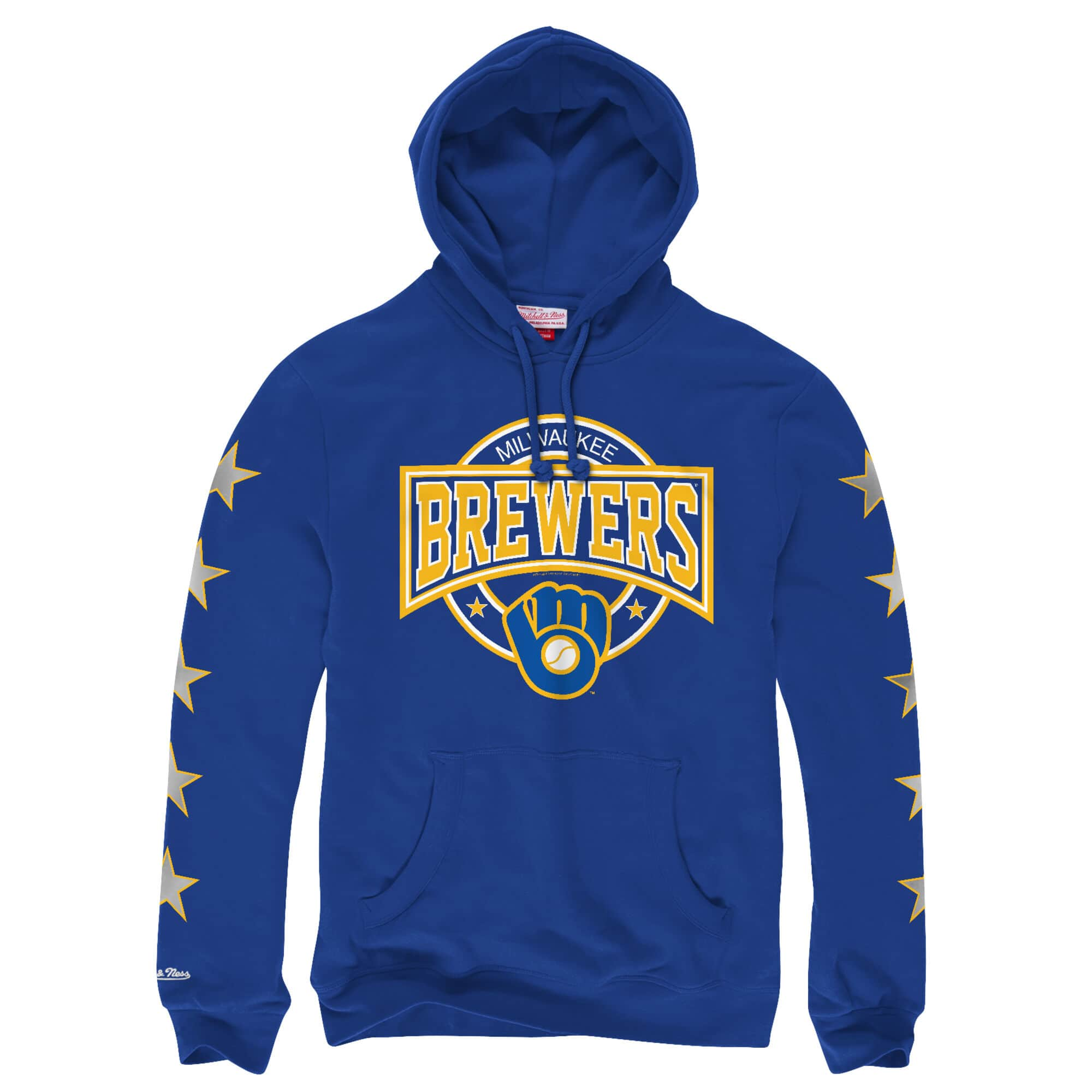 Down to the Wire Pullover Hoody Milwaukee Brewers