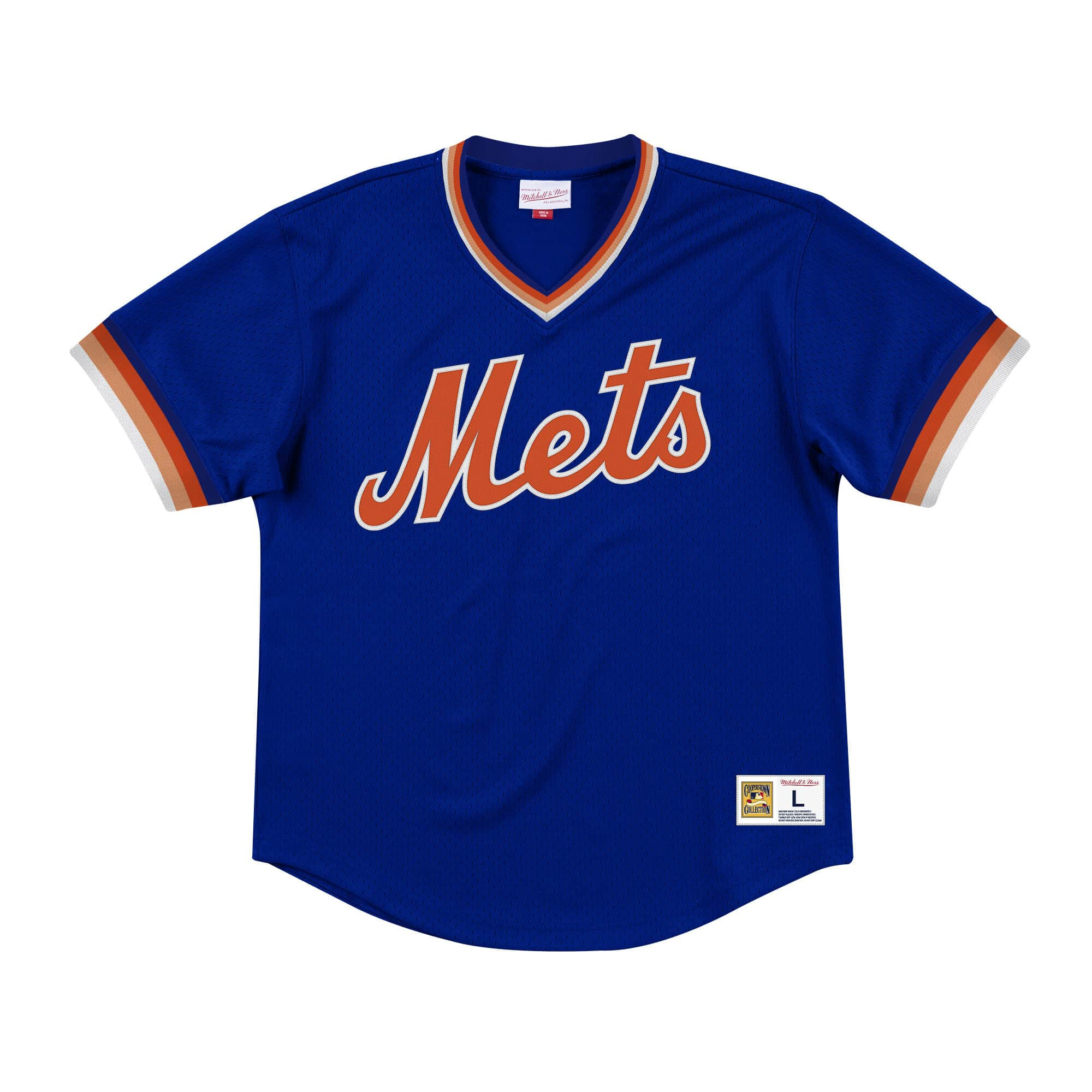 Mesh V-Neck New York Mets