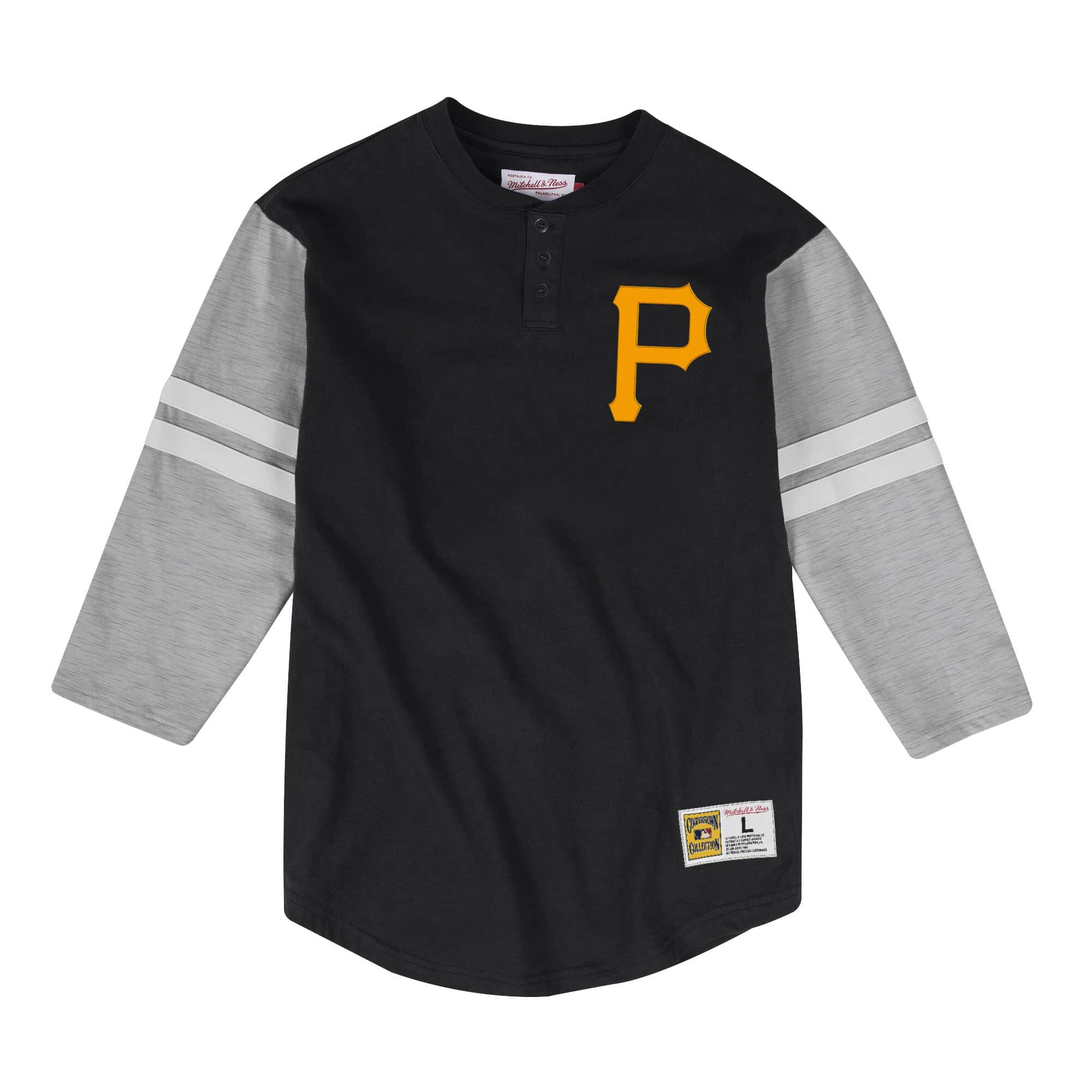 Team Logo Henley Pittsburgh Pirates