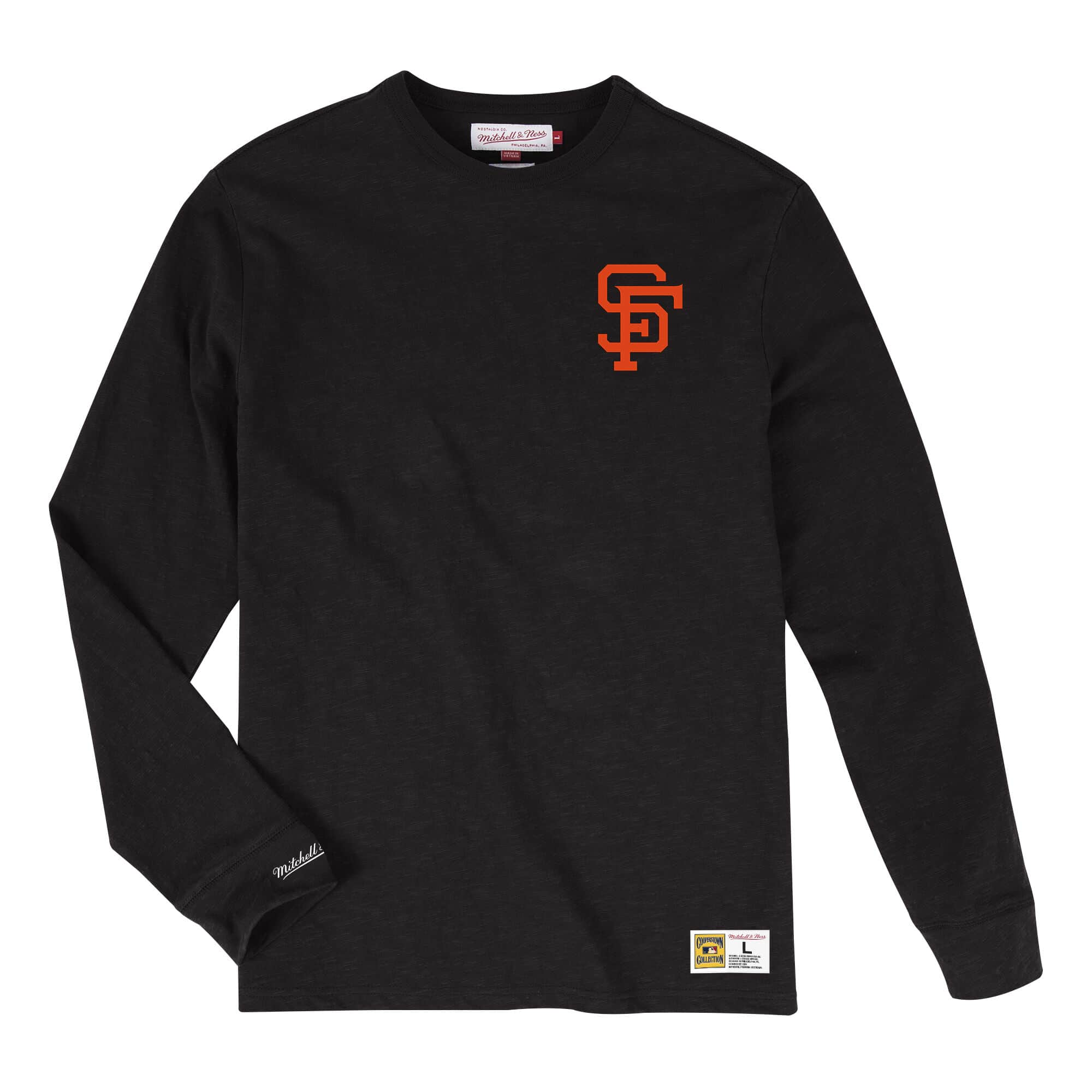 Slub Longsleeve San Francisco Giants