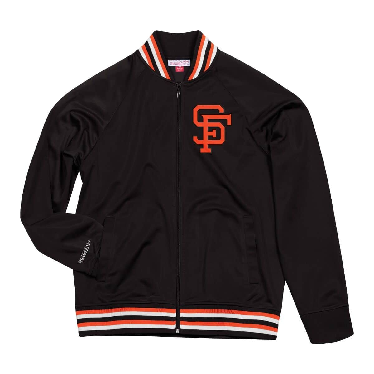 Top Prospect Jacket San Francisco Giants