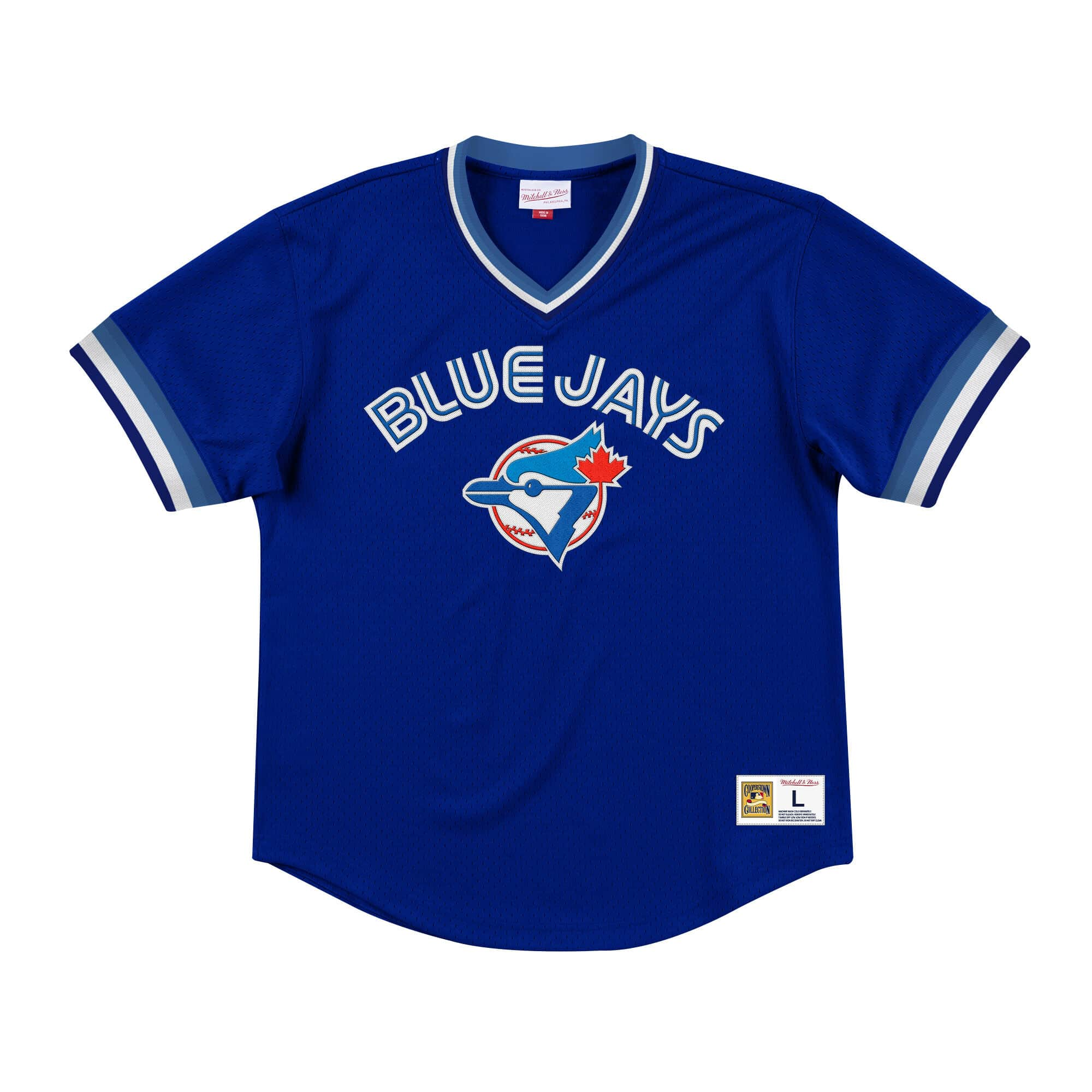 Mesh V-Neck Toronto Blue Jays