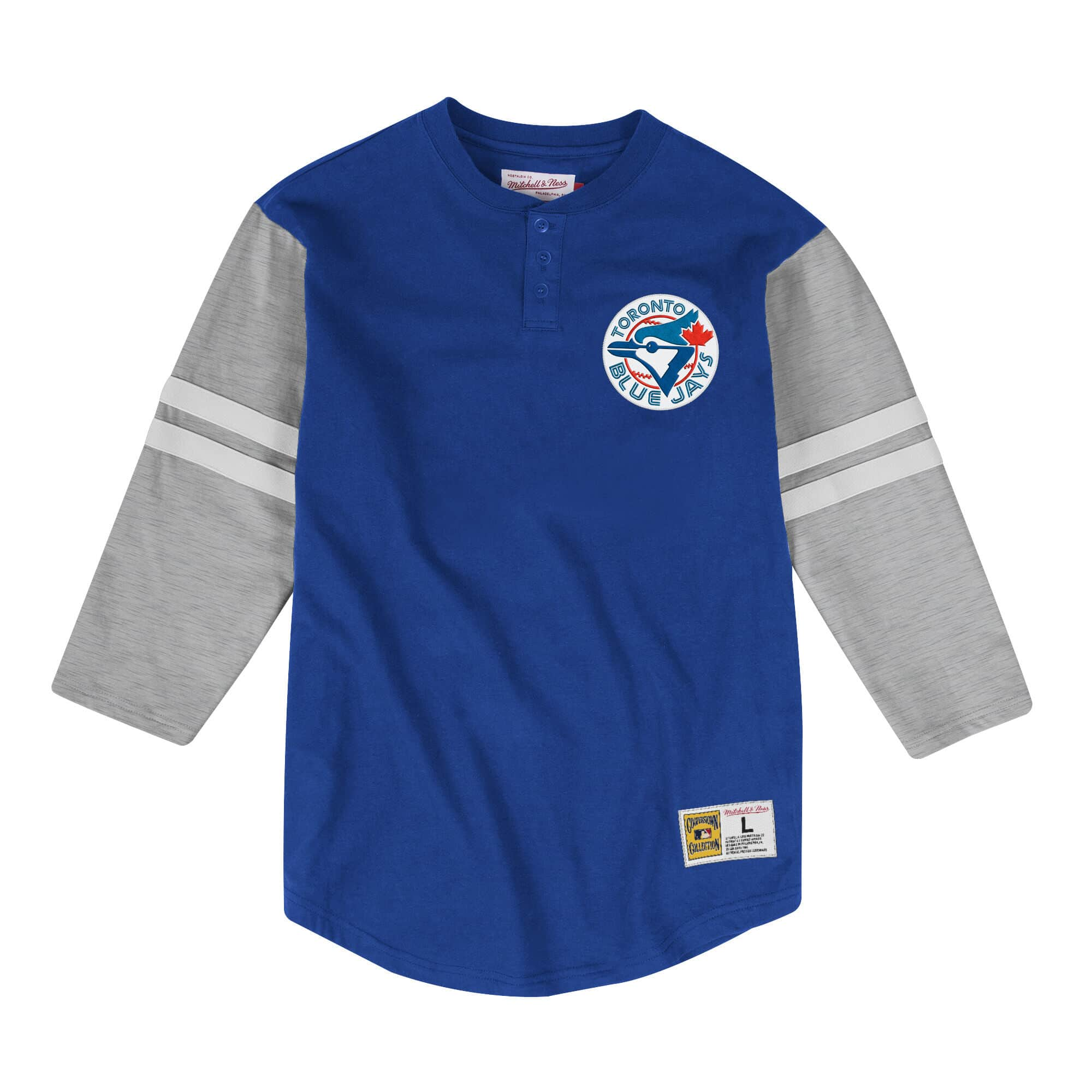 Team Logo Henley Toronto Blue Jays