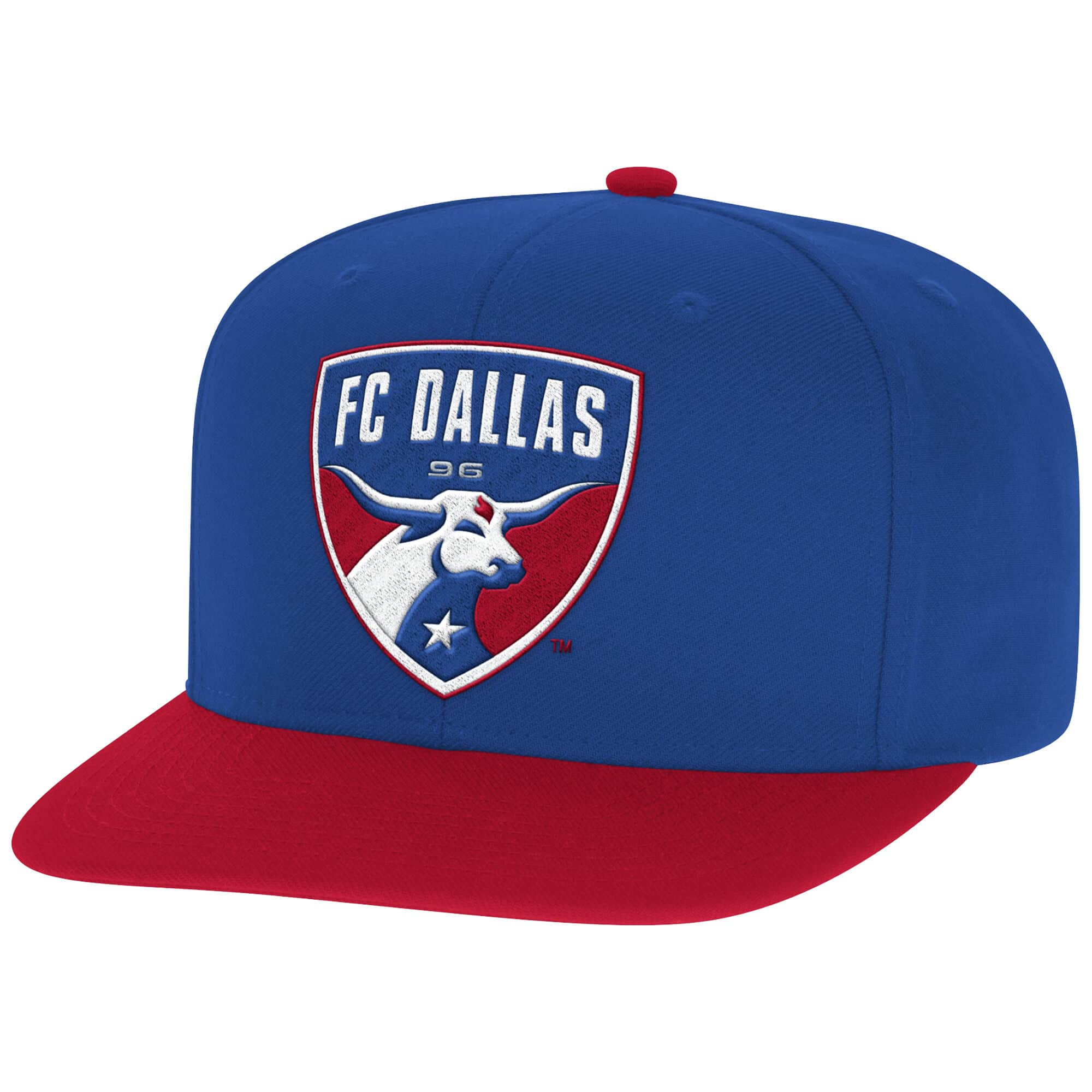 XL Logo Snapback FC Dallas, large