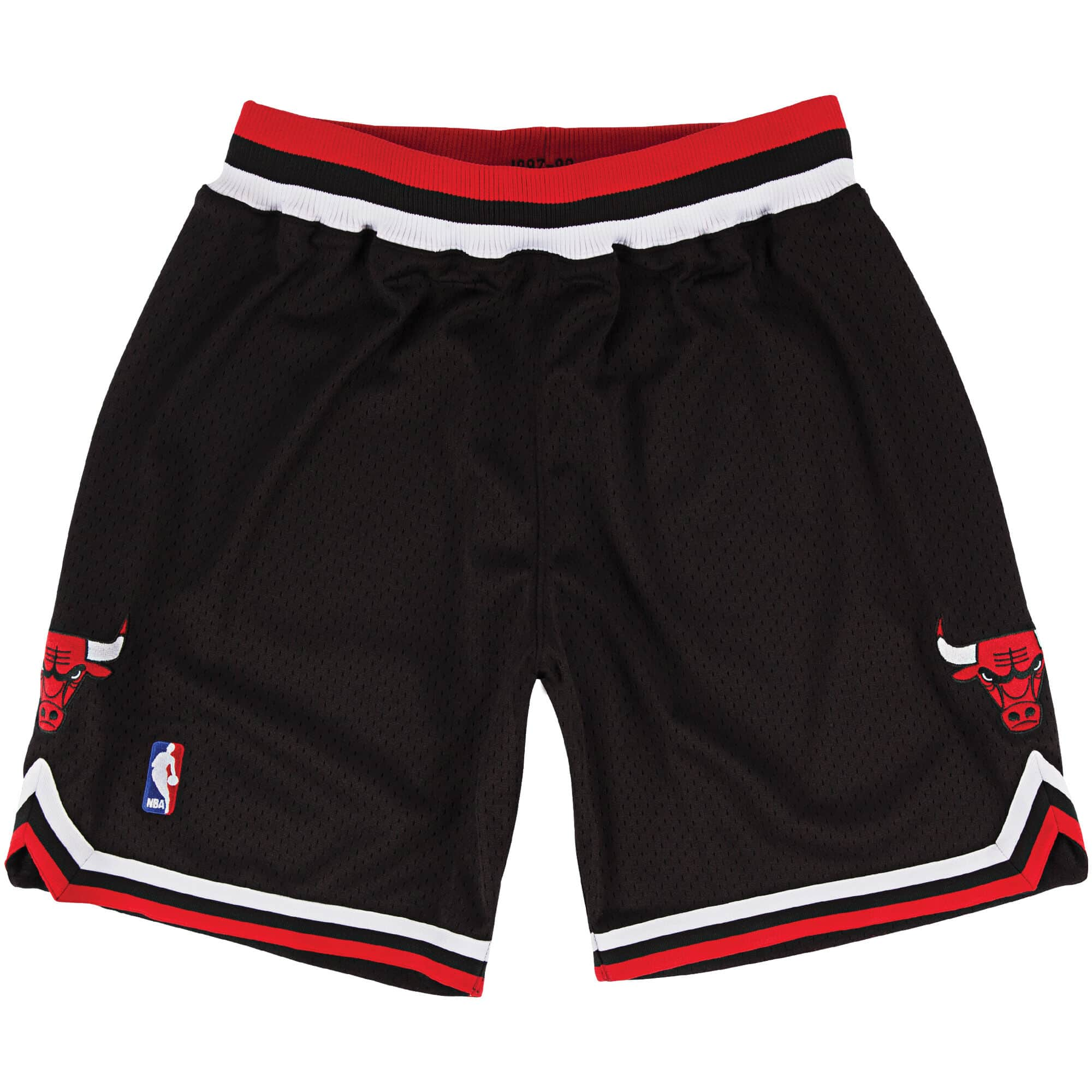 Authentic Shorts Chicago Bulls Alternate 1997-98