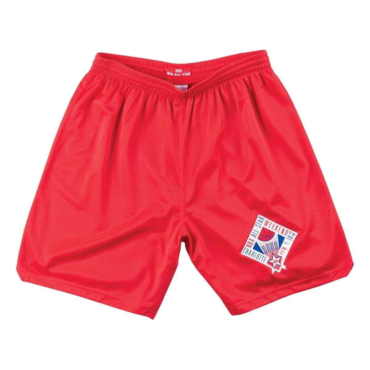 Authentic Practice Shorts All-Star 1991