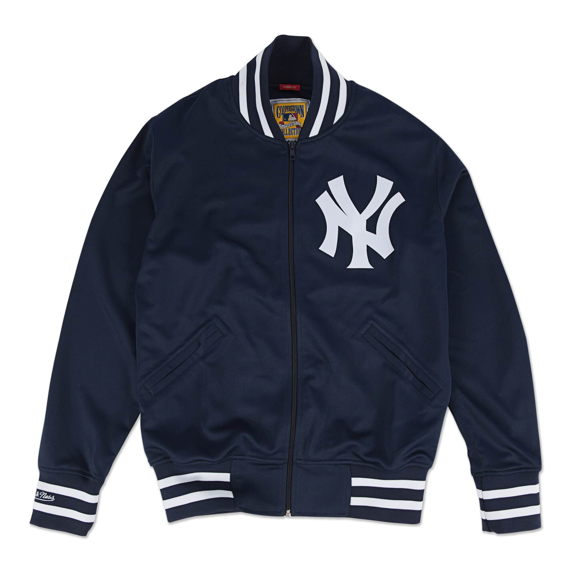 Authentic BP Jacket New York Yankees 1988