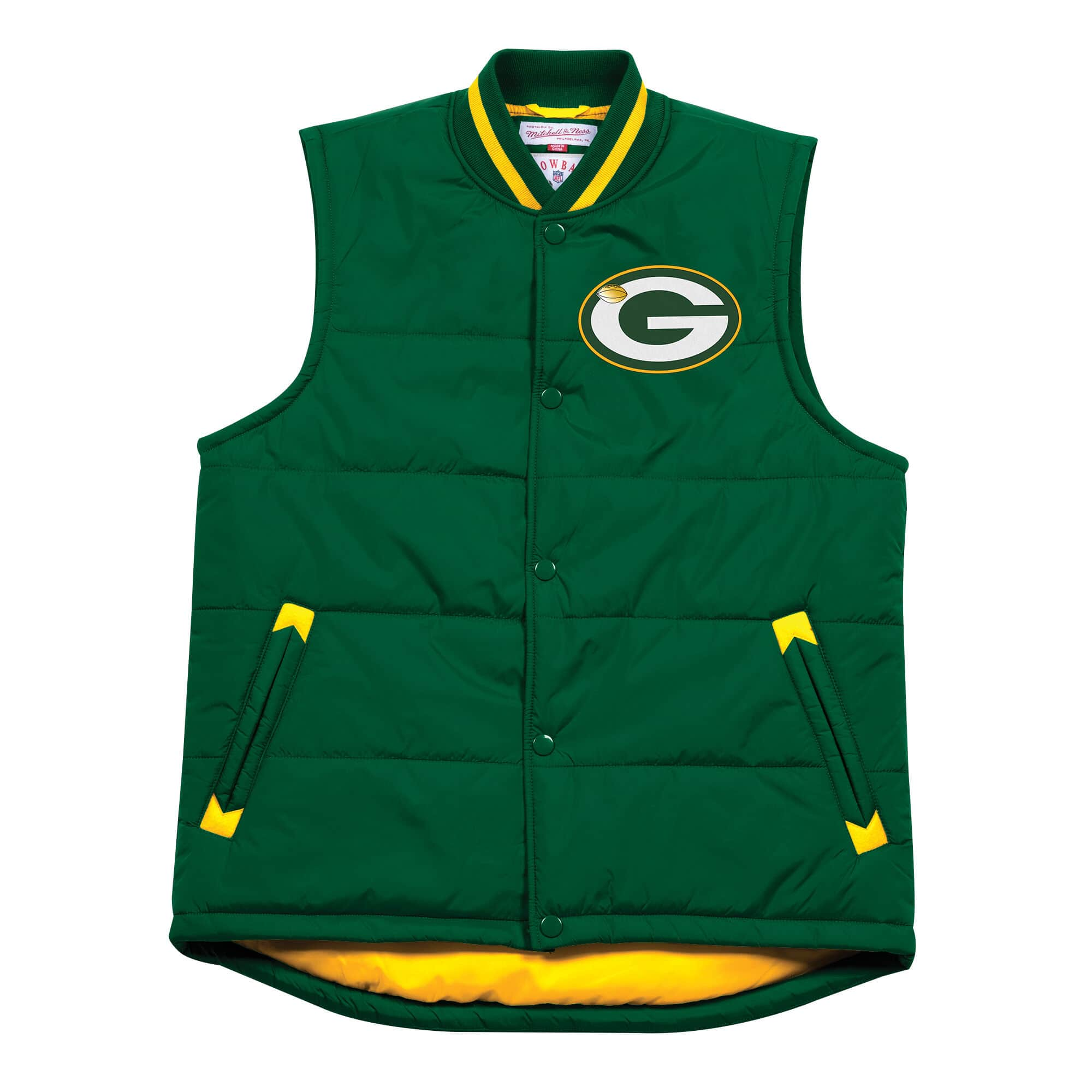 Amazing Catch Vest Green Bay Packers